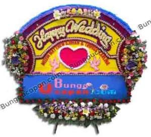 Bunga Wedding BUHW 08