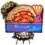 Bunga Papan Anniversary BUUT 02