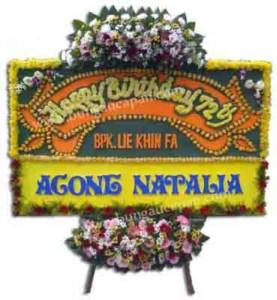 Bunga Papan Happy Birthday BUUT 05