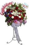 Bunga Congratulations Standing Flower (BUSF 13)