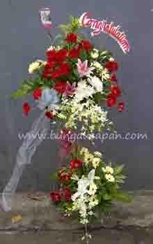 Bunga Standing Selamat