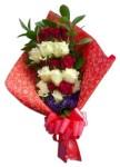 Rangkaian Buket Bunga Mawar BUHB 25