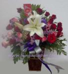 Rangkaian Bunga Murah BURB 31