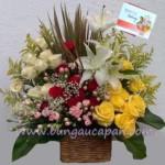 Rangkaian Bunga Segar BURB 30