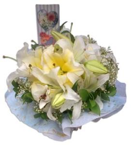Rangkaian Buket Bunga BUHB 22