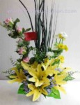 Bunga Plastik BUAF 012