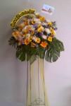 Bunga Duka Cita Standing Flower (BUSF 17)