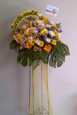 Bunga Duka Cita Standing Flower