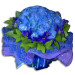 Buket Mawar Biru BUHB 35