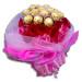 Mawar Coklat BUHB 32