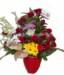 Rangkaian Bunga Meja BURB 34
