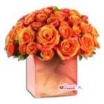 Bunga Ucapan Vas (BUV 16)