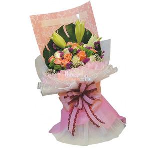 Bunga Bucket