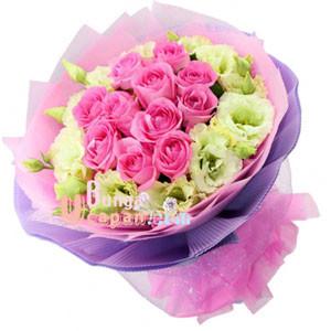 Buket Bunga Mawar (BUHB 43)