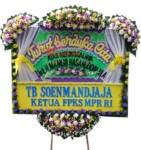 Jual Karangan Bunga duka cita (BUDC 46)
