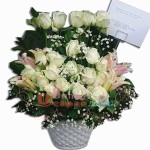 Rangkaian Bunga (BURB 50)