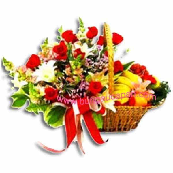 Rangkain Buah dan Bunga BUBH