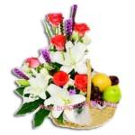 Parcel Buah dan Bunga BUBH 11