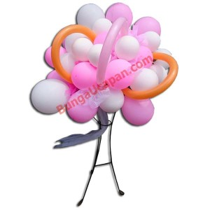 Standing Bunga Balon BUBB 60
