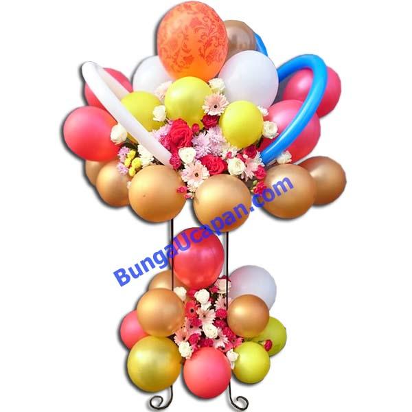 Bunga Standing Balon