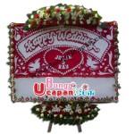 Bunga Karangan Happy Wedding  BUHW 48