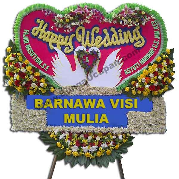Bunga Perkawinan Jakarta