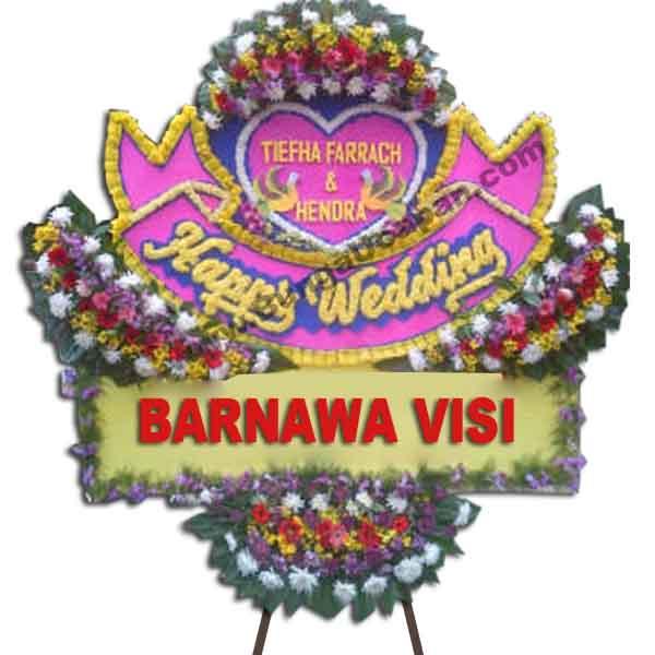 Bunga Happy Wedding Jakarta