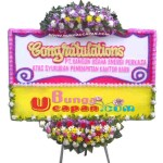 Karangan Bunga Congratulations BUSS 38