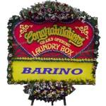 Bunga Papan Congratulations (BUSS 34)
