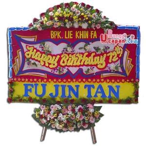 Bunga Happy Birthday BUUT 17