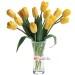 Bunga Vas Tulip Kuning (BUV 21)