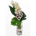 Vas Calla Lily dan Mawar (BUV 24)