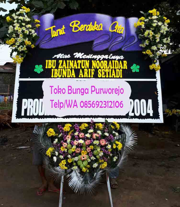 Bunga papan Jakarta
