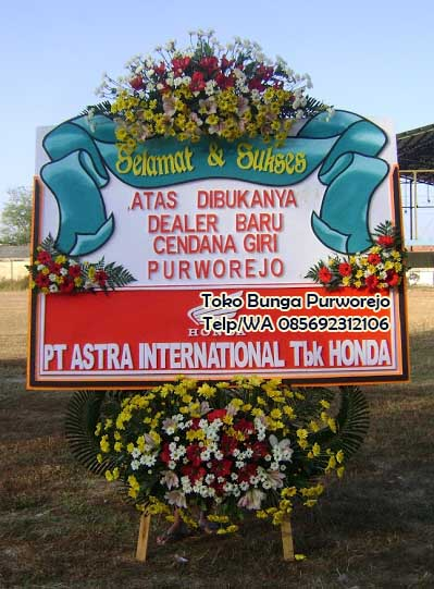Toko Bunga di Purworejo